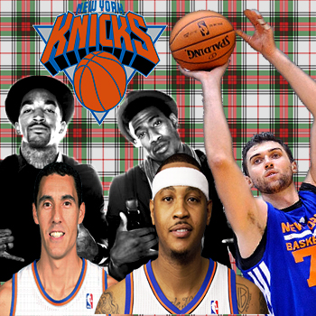 New York Knicks Starting Lineup
