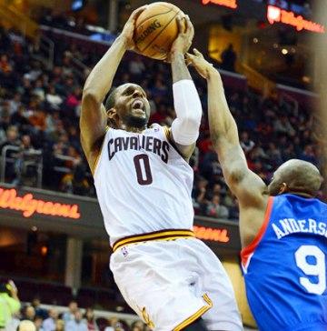 Cavaliers three point record